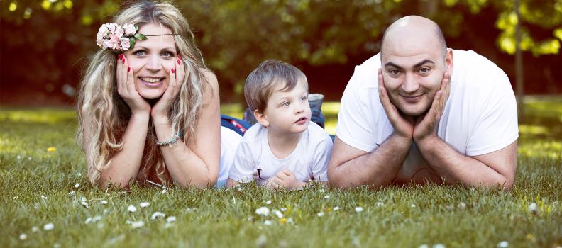 rodinné foto I Fotograf Karlovy Vary